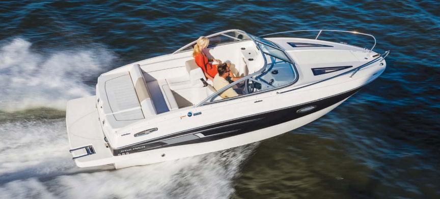 Bayliner 642 Overnighter (Cuddy) | PowerBoating com