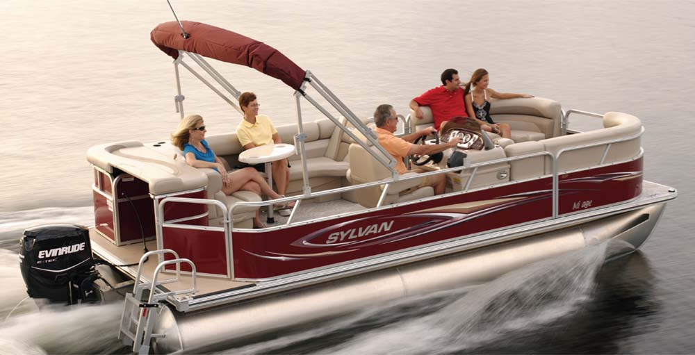Sylvan Mirage 8520 | PowerBoating com