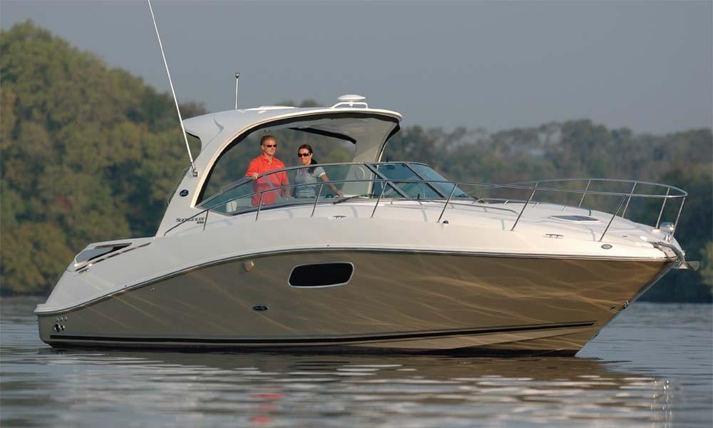 Sea Ray 370 Sundancer | PowerBoating com