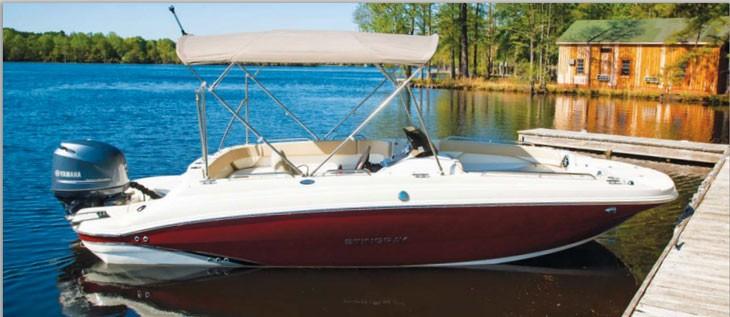 Stingray 192 SC | PowerBoating com