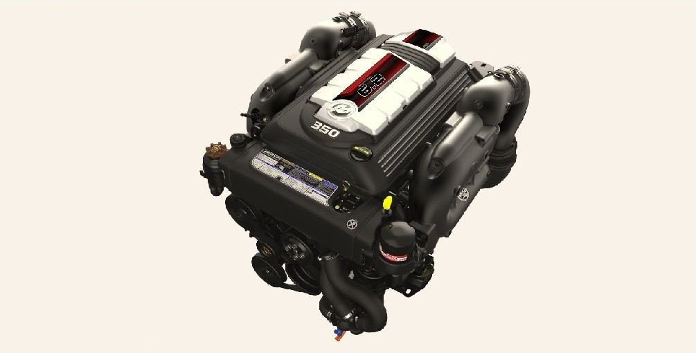 Mercury Introduces 6 2L V8 Sterndrive | PowerBoating com
