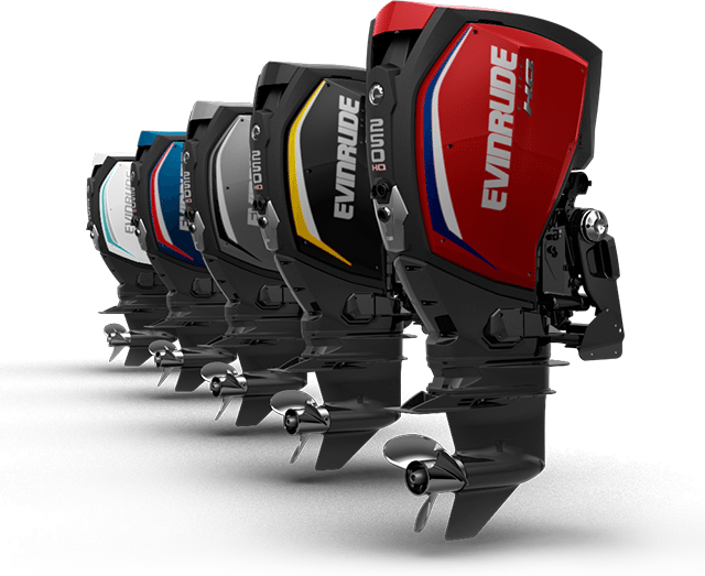 Evinrude announces 2016 boat show sales events power for Outboard motor for canoe