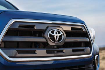 toyota tacoma specifications