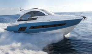 FairlineYachts53OPEN-running