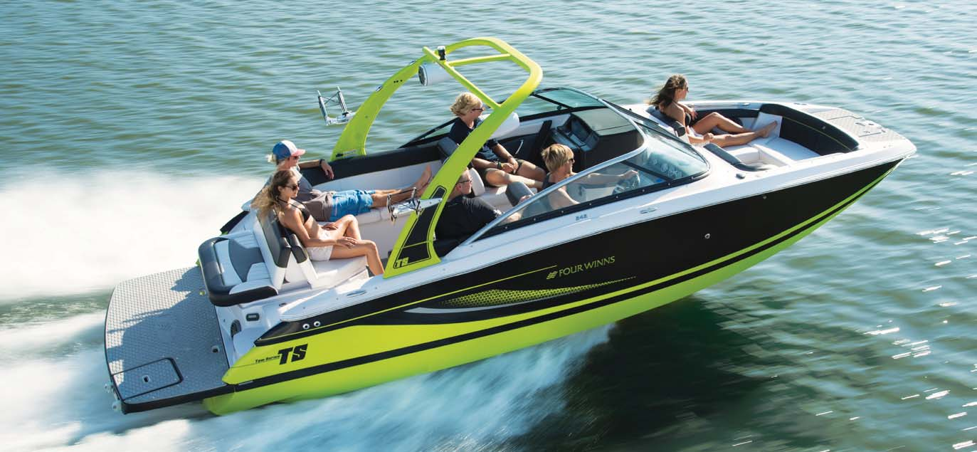 Four Winns TS 242 | PowerBoating com