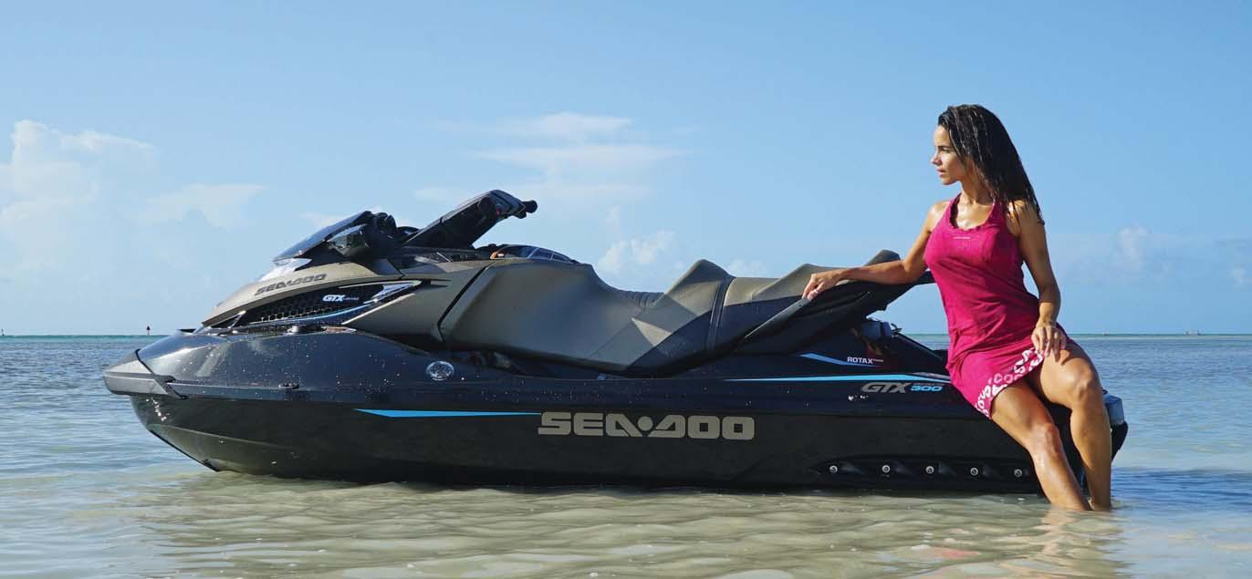 SEA-DOO TX Limited 300 - PowerBoating.com
