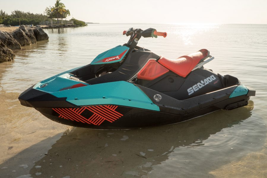 2017 Sea Doo S Unveiled New Engine Models