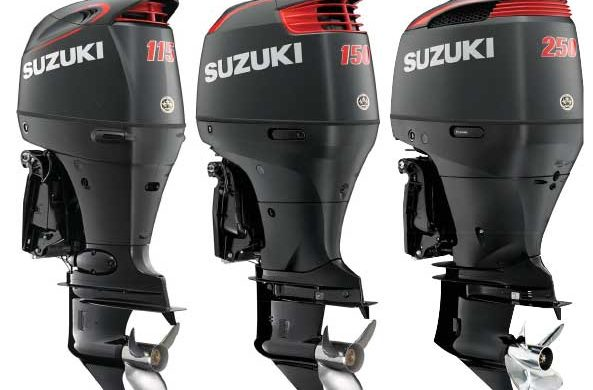 Suzuki Canada Increases Marine Product Offerings Power