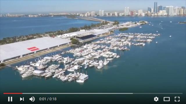 Video 2017 miami international boat show - Miami boat show ...