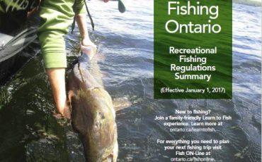 2017 Fishing Regulations