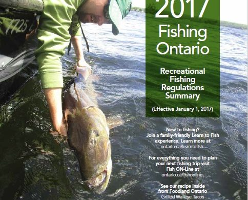 2017 Fishing Regulations
