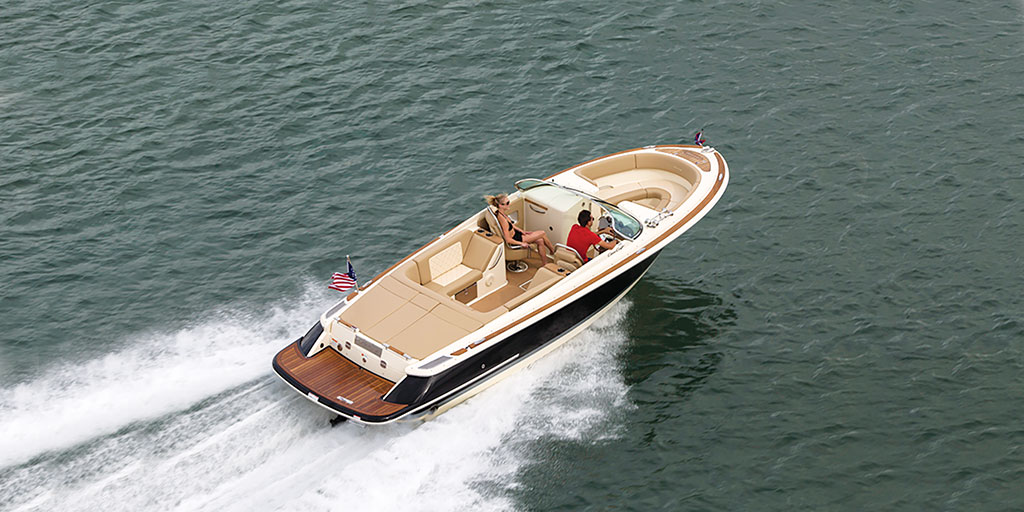The Chris-Craft Luanch 25