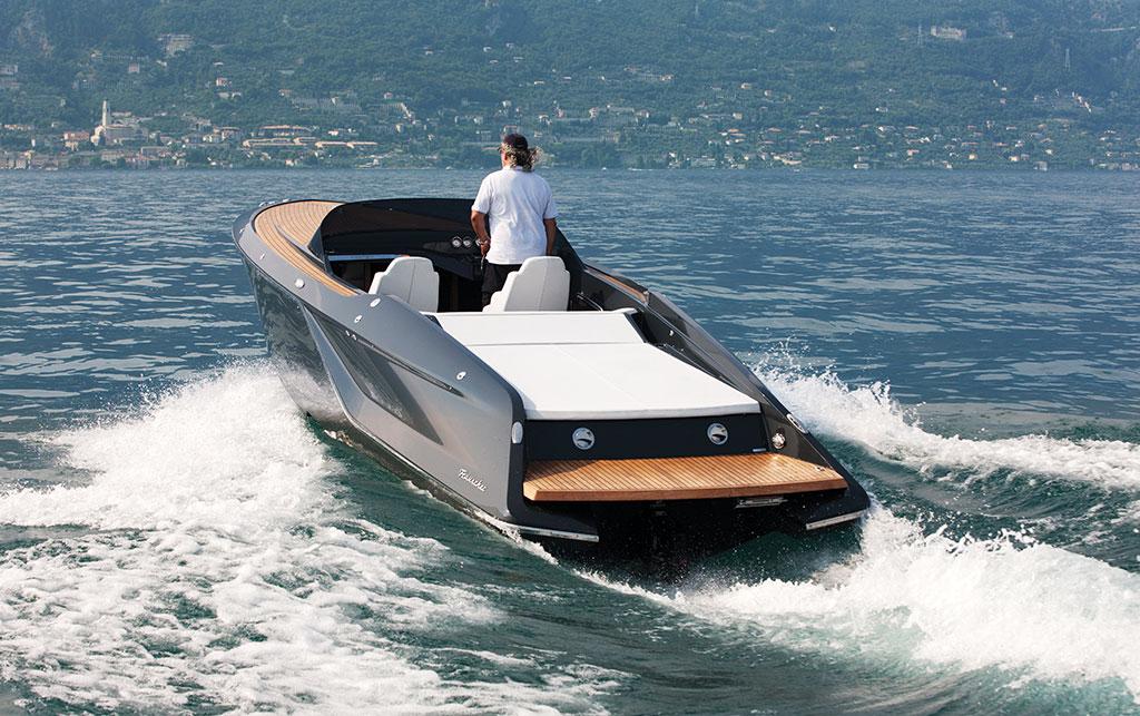 Frausher 20 Fantom Boat Test