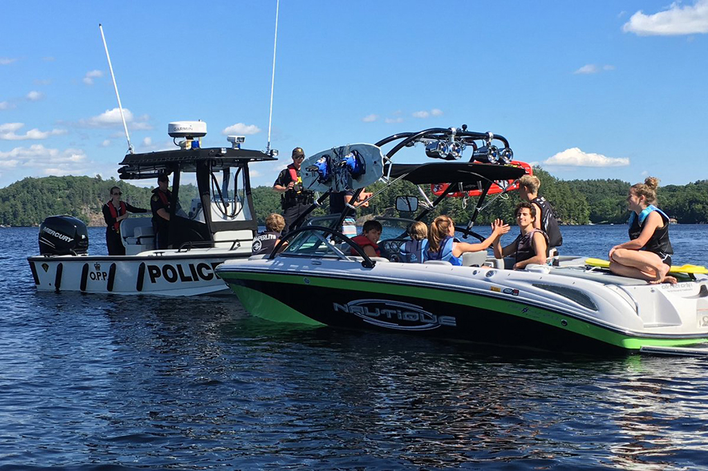 Cops and Speeders | PowerBoating com