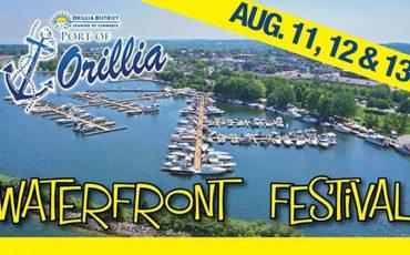 Orillia Waterfront Festival