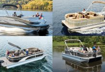 15 Top Pontoon Boats
