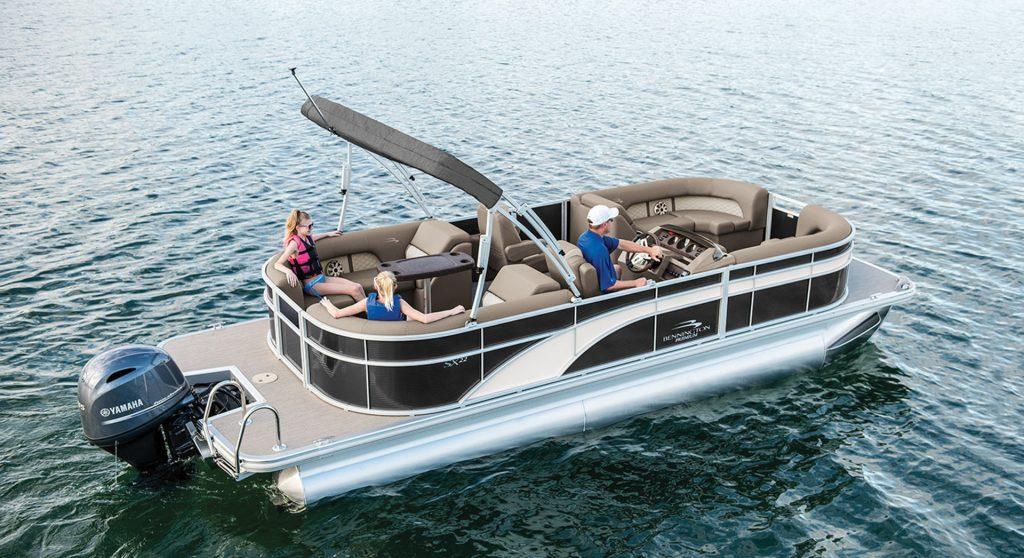 Bennington 22SSRXP Pontoon Boat