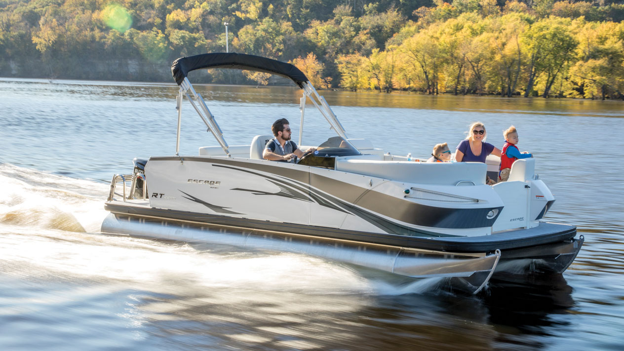 "Boat Length Overall: 21' 4"" / 6.5 m 