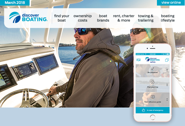 Earn $10K towards a new boat – down the Safety App
