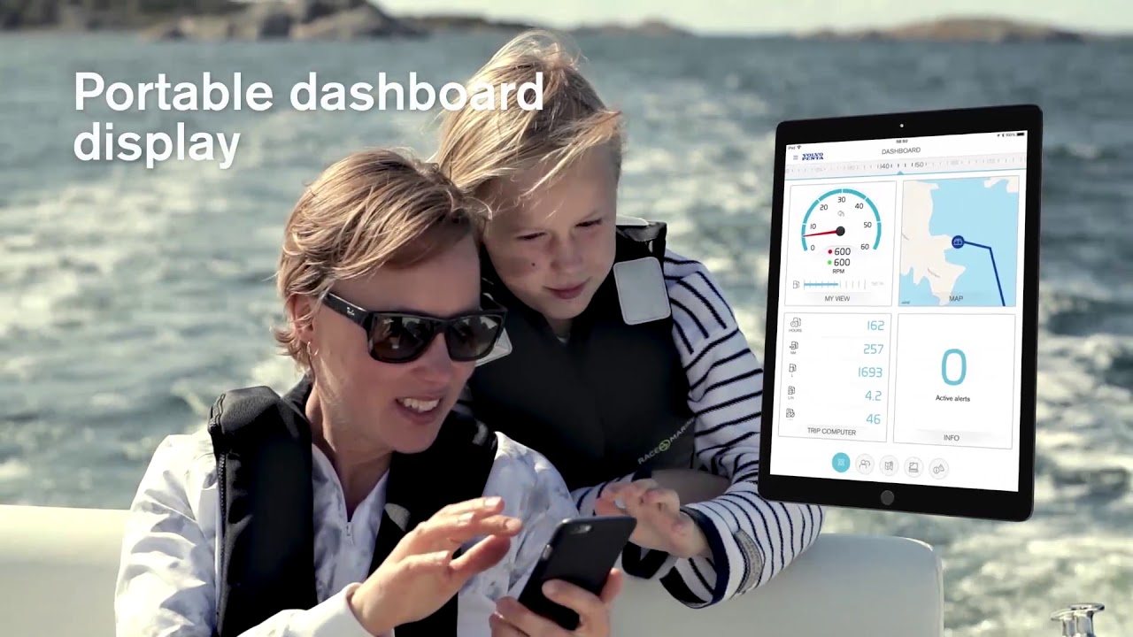 Volvo expands Easy Connect app | PowerBoating com