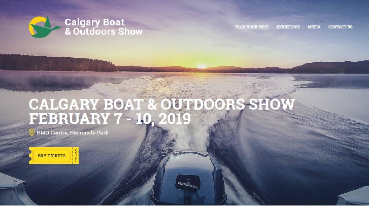 Calgary Boat Show Runs Feb 7 10 2019