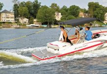 Deck Boats   PowerBoating com