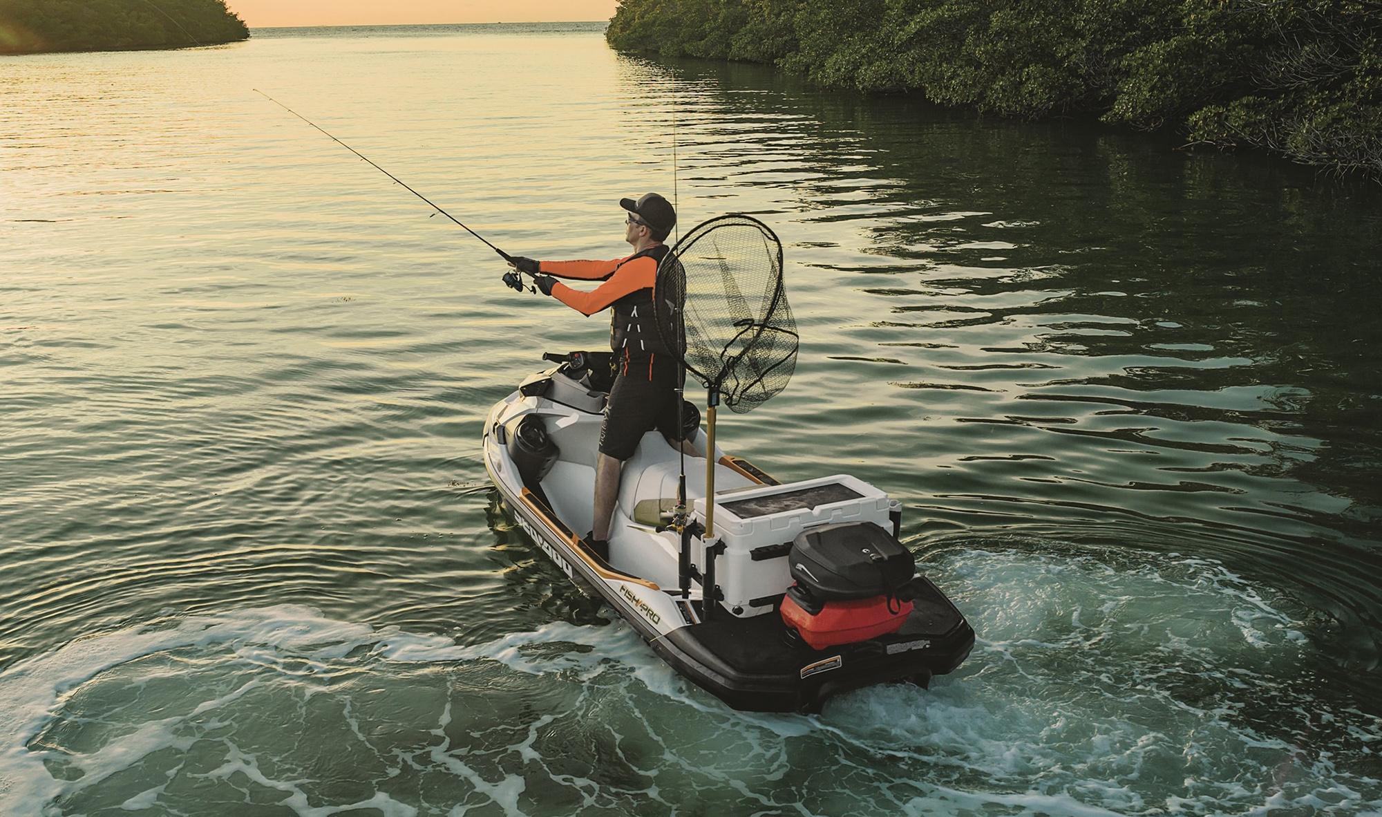 Sea-Doo Fish Pro   PowerBoating com