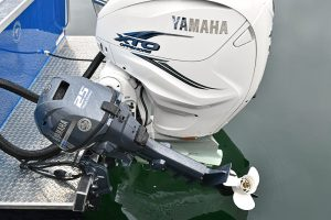 Marine Power Spotlight Outboard Explosion | PowerBoating com