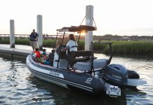 Mercury unveils new 4 6L 450hp V8 Outboard | PowerBoating com