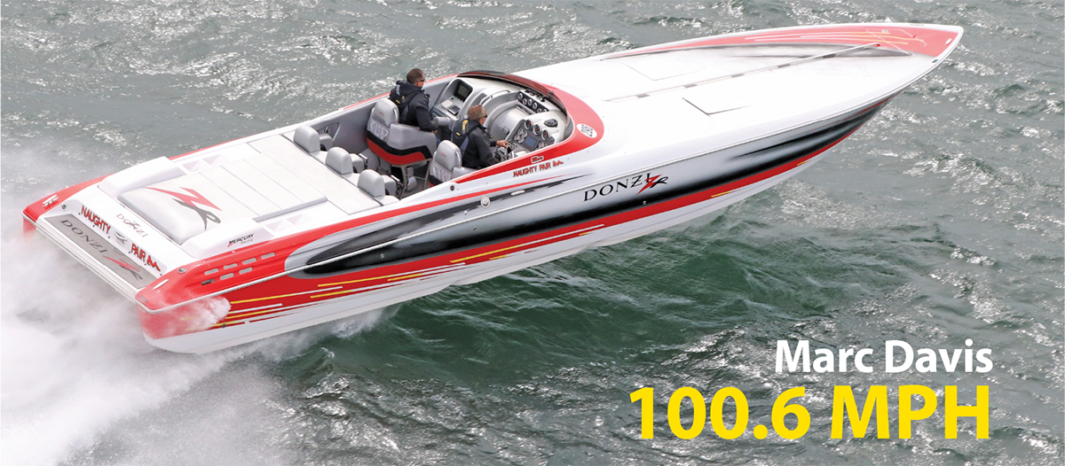 My Way sets Speed Record in the Islands | PowerBoating com