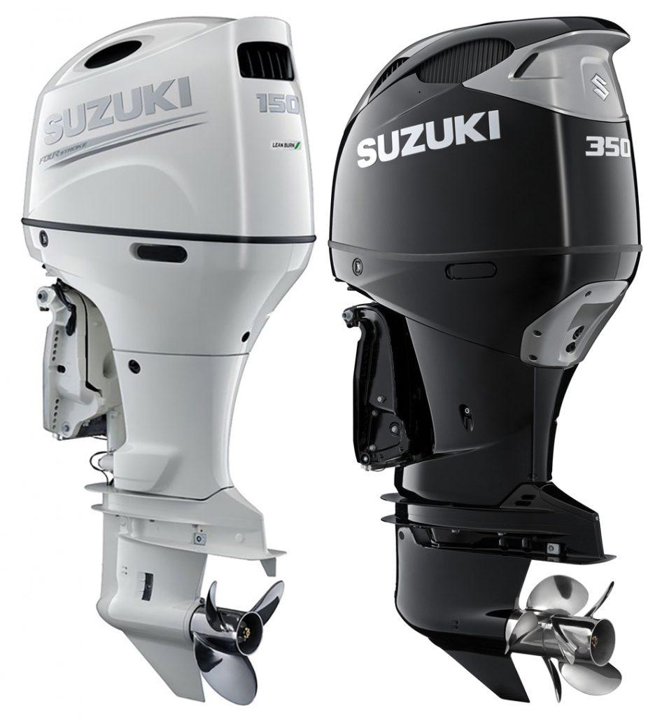 Suzuki 150 and 350