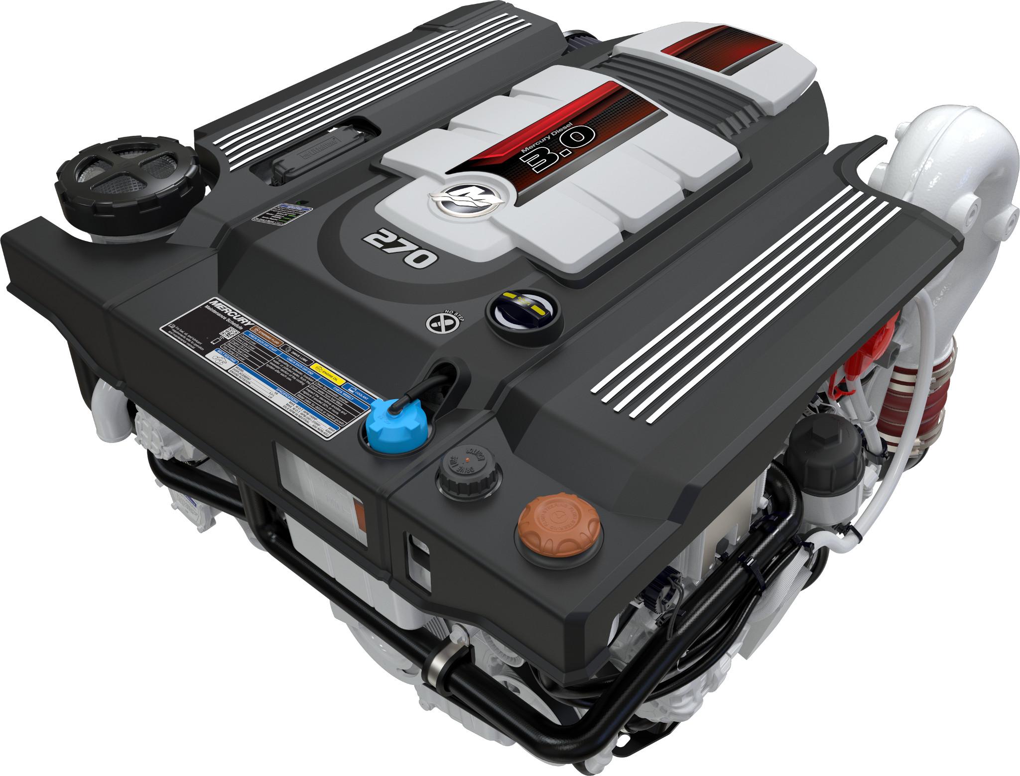 Mercury Diesel 3.0