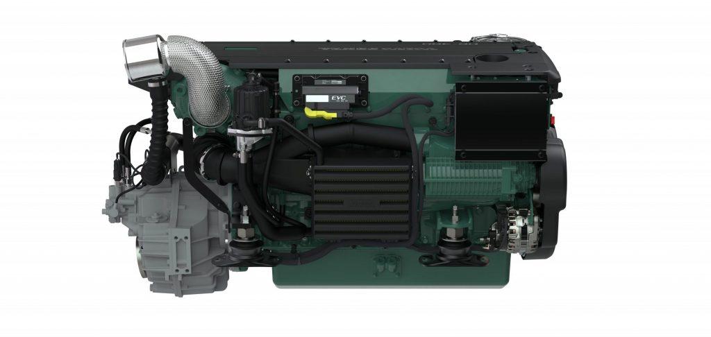 Volvo Penta D6 480 Inboard