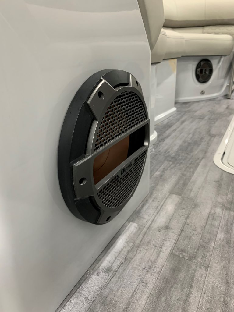 ASA Electronics' Klipsch Complete Marine Sound System