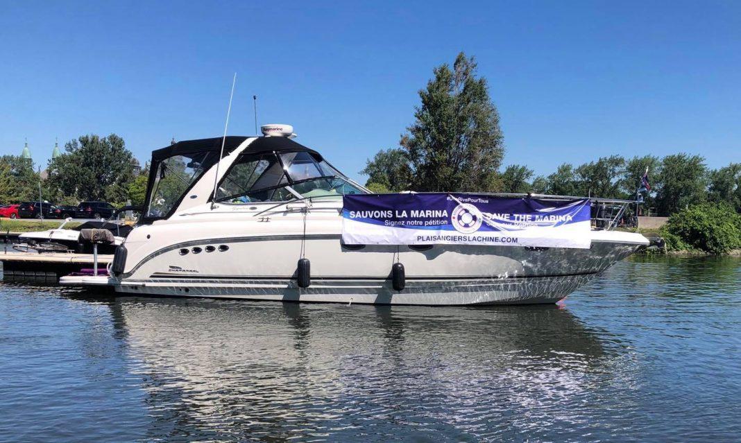 Save the Lachine Marina