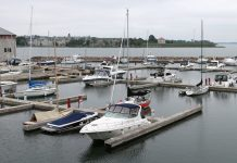 Kingston Municipal Marina