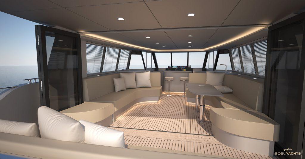 Soel Yachts Soel Senses 48