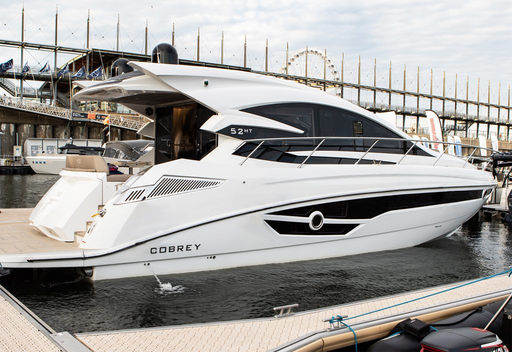 Cobrey Yacht