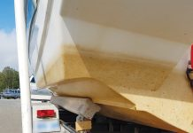 Fibreglass repair tips